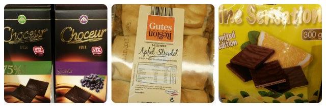 Überraschend vegan bei Aldi/Hofer