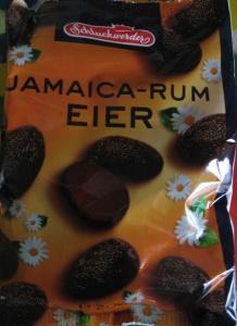 Vegane Jamaica-Rum Eier