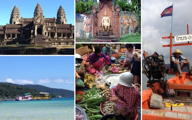 kambodscha vegan