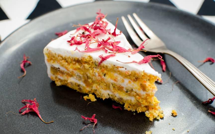 Vegane Torten und Kuchen - Rezepte - VeganBlatt Almond Dream