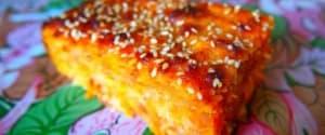 Saftiger, glutenfreier Karottenkuchen