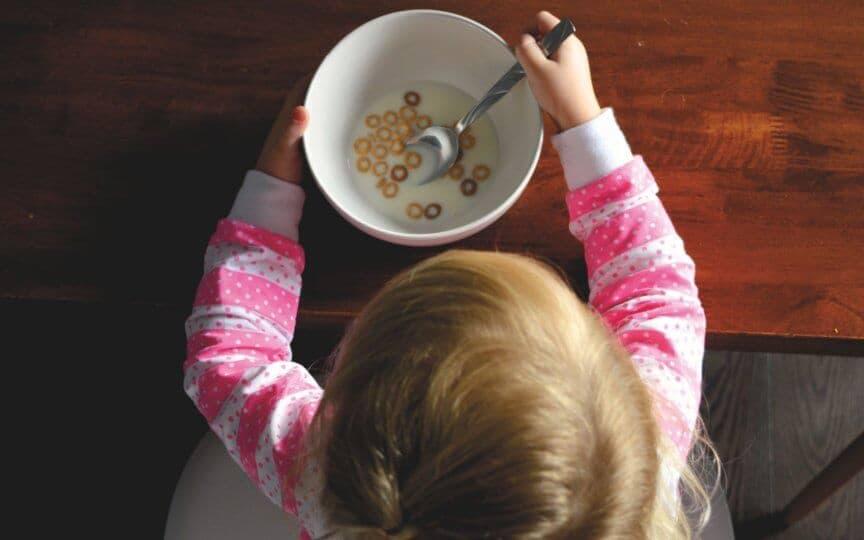 Vegane Milch Kinder