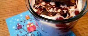 Herrliches Kirsch Keks Tiramisu