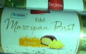 Favorina Marzipan Brot