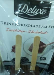 Deluxe Zartbitter Trinkschokolade