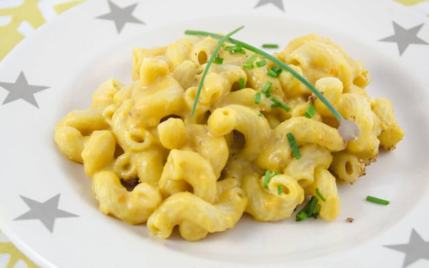 Macaroni mit Käse