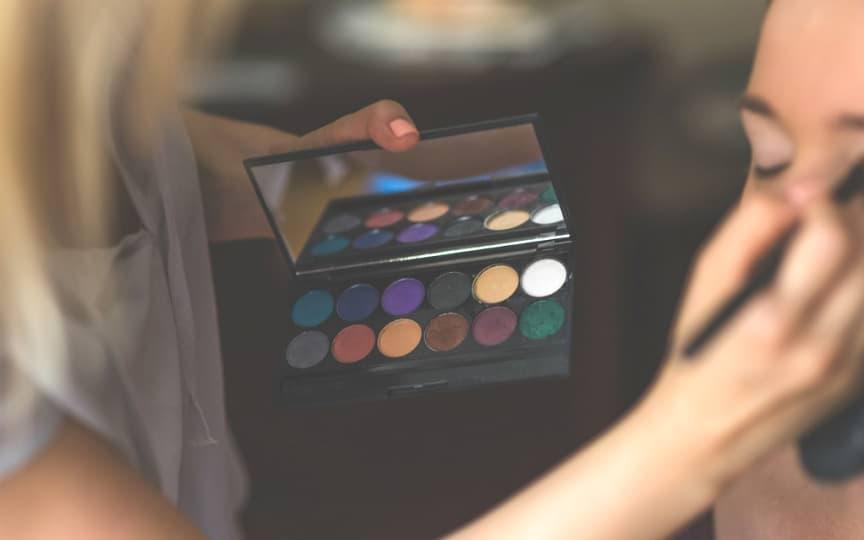 Makeup kann giftig sein