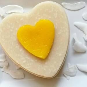 mango kokos pudding