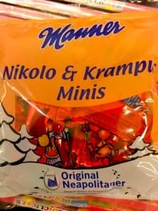 Manner Nikolo & Krampus
