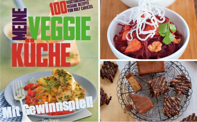 Meine Veggie-Küche\