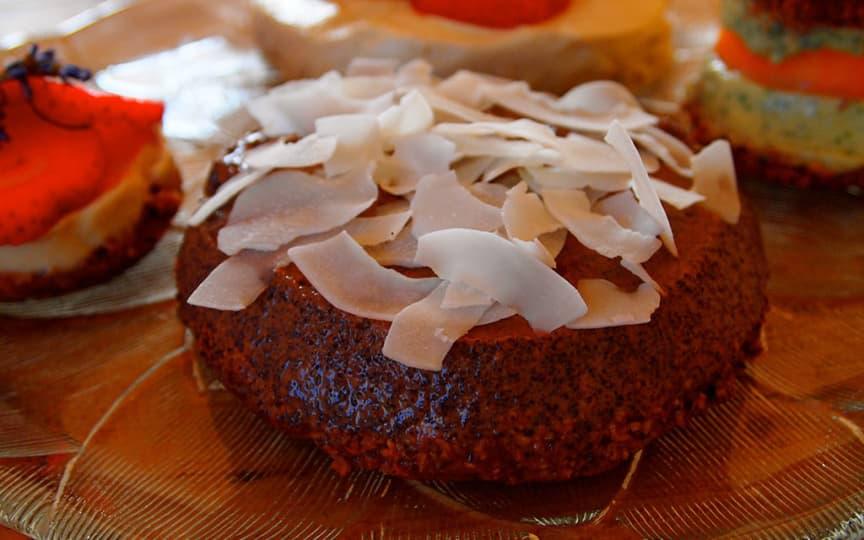 Schoko Mohn Kuchen