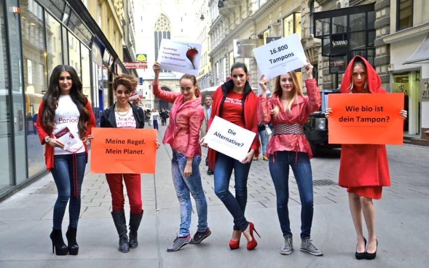 Nachhaltige Frauenhygiene