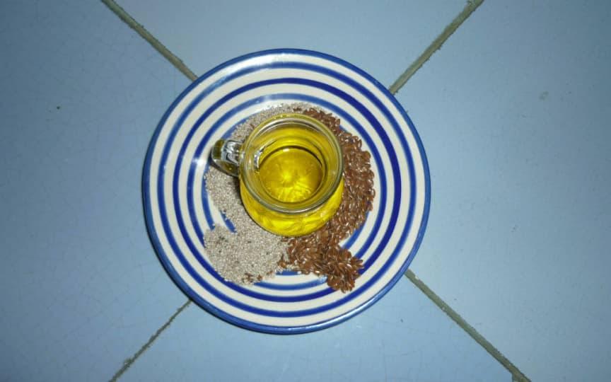 vegane Omega-3-Quellen