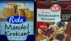 Streusel & Krokant