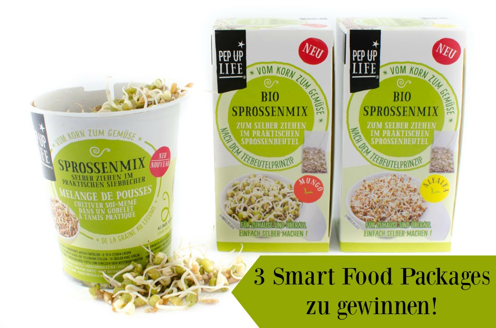 PepUpLife Smart Food: Mit Pep in den Winter - VeganBlatt
