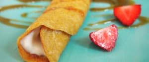 Pfannkuchen bzw. Palatschinken: vegan & vollwertig