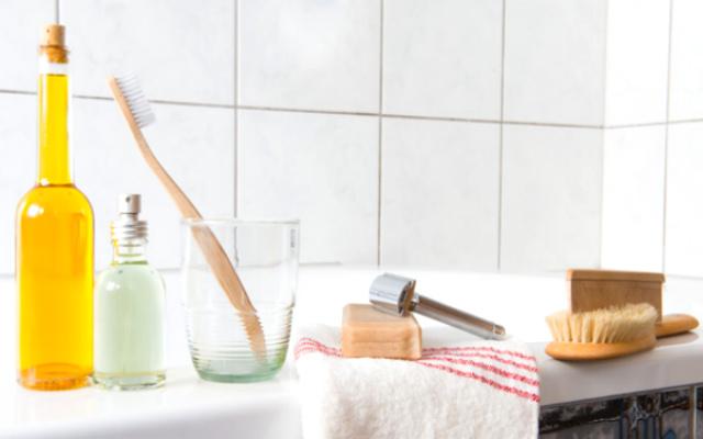 Körperpflege ohne Plastik