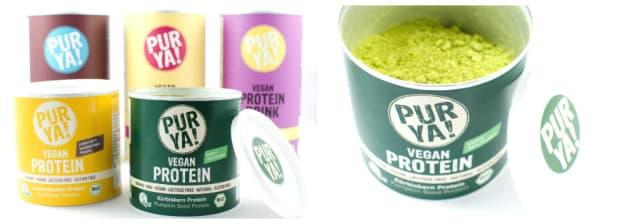 PUR YA Proteinpulver