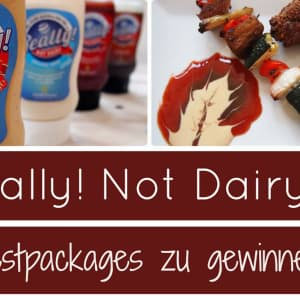 Really! Not Dairy Grillsaucen