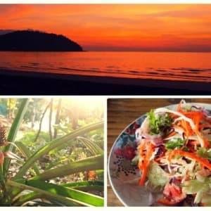 Rohkost Thailand