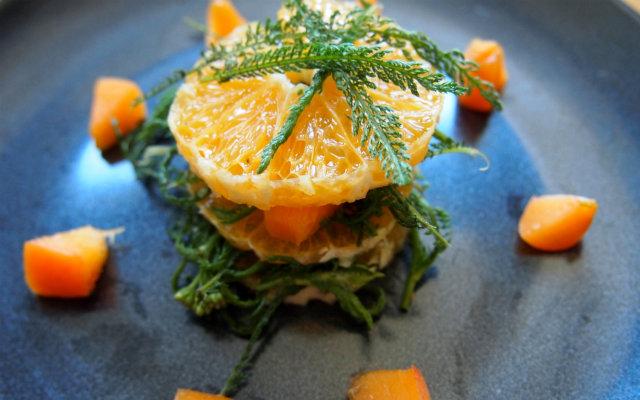 Scharfgarben Salat