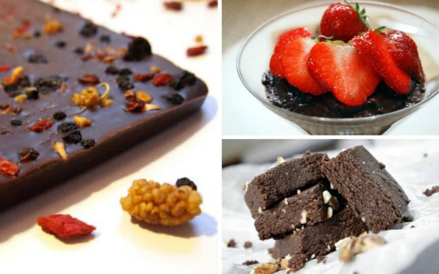 Schokolade gegen Depression