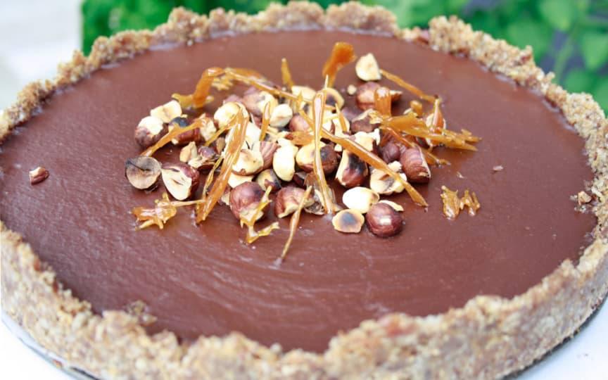 Schoko-mouse-tarte