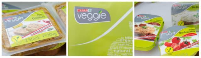 Vegane Spar Veggie Produkte