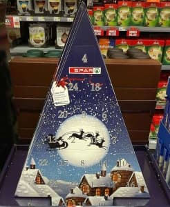 Spar Adventkalender