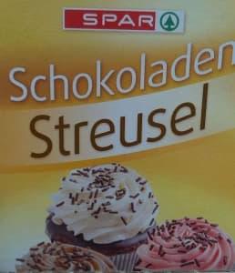 Schokoladen-Streusel