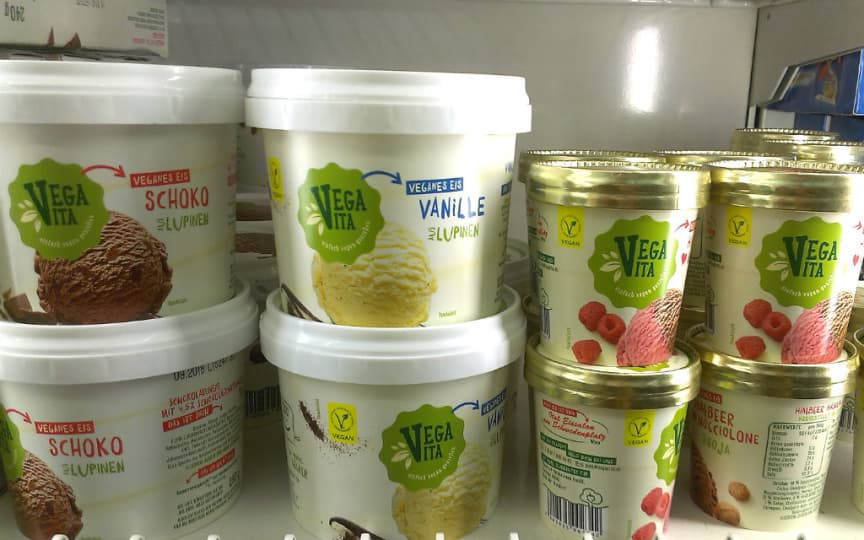 veganes Eis