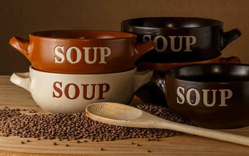 Suppe Linsen
