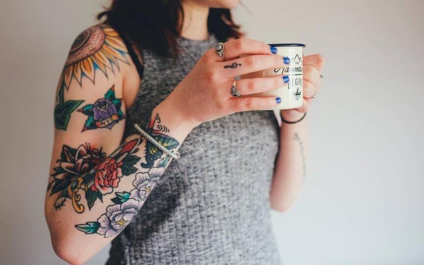 Vegane Tattoos
