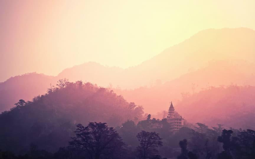 Die fünf Lehren des Yoga