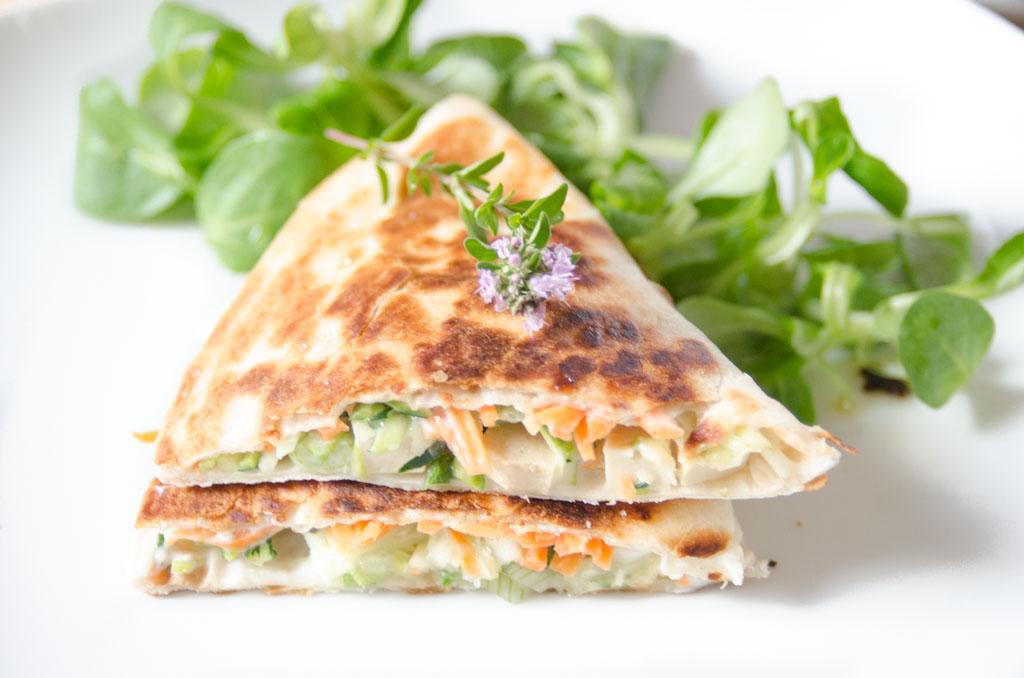 Schnelle vegane Küche - VeganBlatt