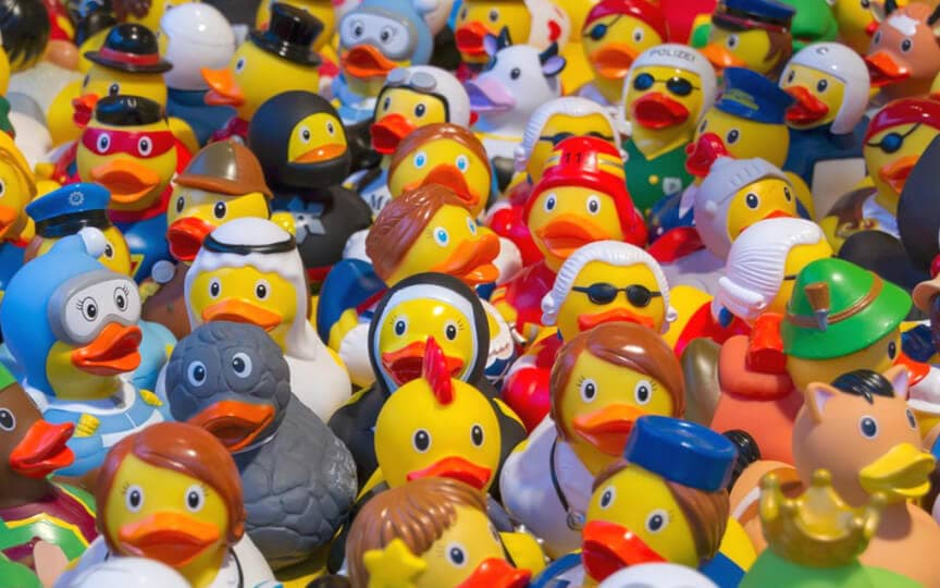 versteckte Giftstoffe in Spielzeug