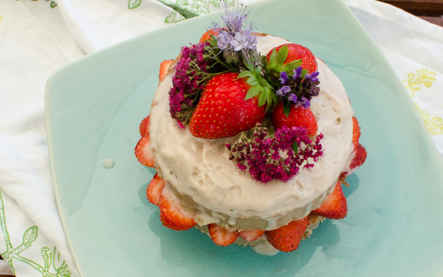 Vegane Torten Und Kuchen Rezepte Veganblatt