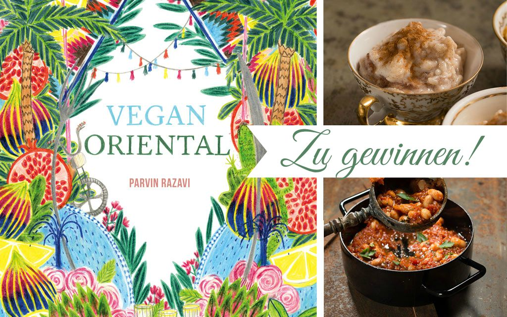Vegan Oriental Farbenfrohe Orientalische Küche Veganblatt