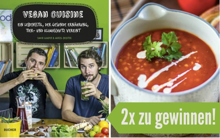 Vegan Cuisine Kochbuch