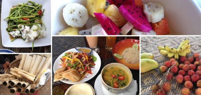 vegan Essen in Kambodscha