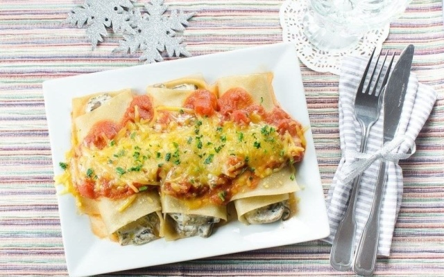 Vegane Cannelloni
