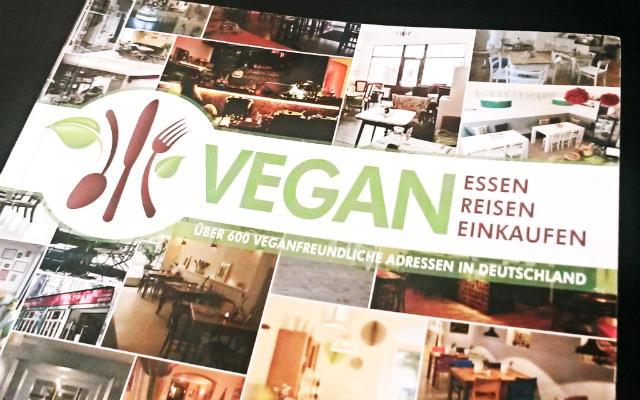 Veganer Restaurantführer Deutschland