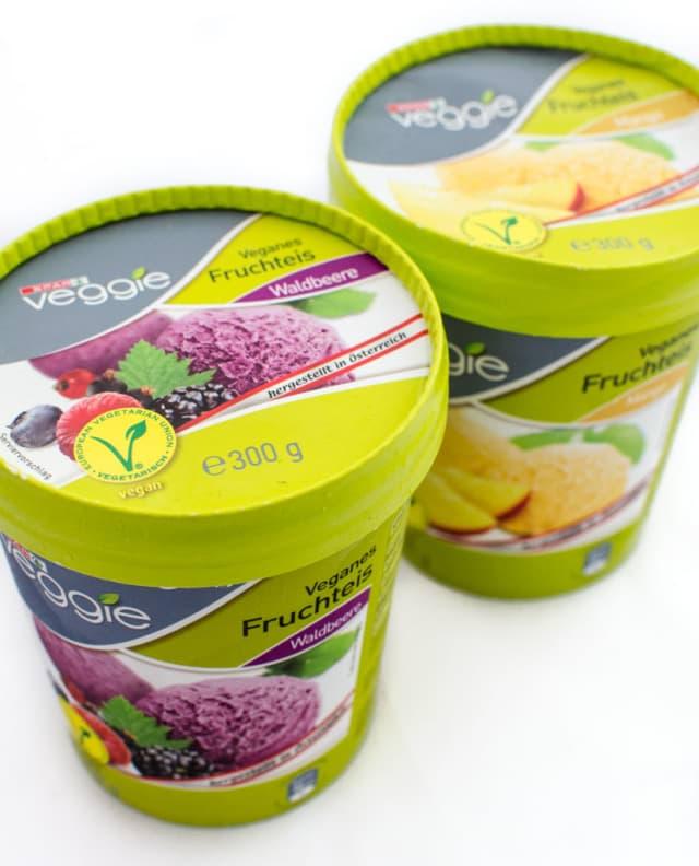 SPAR Veggie veganes Eis