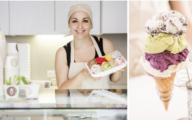 Veganes Eis in Wien