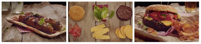 Veganz Fast Food