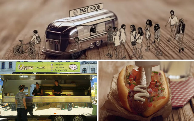 Veganz Food Truck