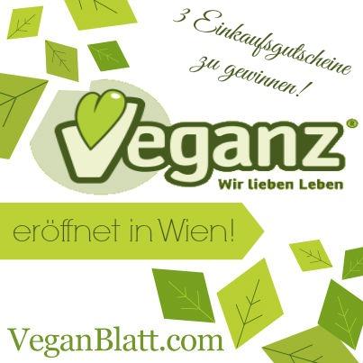 Veganz Gewinnspiel
