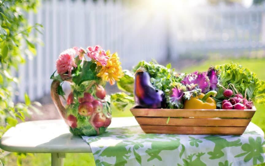 schöneres Gemüse mit diesen Tricks