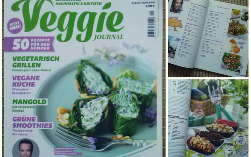 Veggie Journal