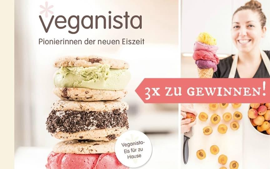 Veganista Buch Gewinnspiel
